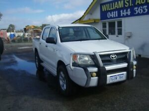 2007 Toyota Hilux GGN25R SR 4.0 5 Speed Manual Dual Cab Kenwick Gosnells Area Preview