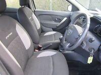 Dacia Sandero Stepway 0.9 Laureate TCe 5DR (mercury silver) 2014