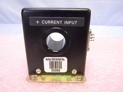 Aac American Aerospace Controls S466-20 Dc Current Sensor 20amp