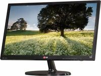 PC Monitor - LG E2342T-BN 23 inch LED Wide Screen Monitor