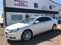 2011 Chevrolet Malibu LTZ Showroom! $13900 Red Deer Alberta Preview