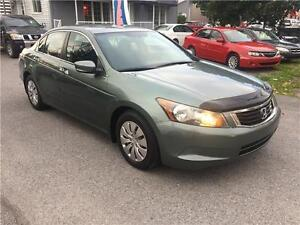 2008 Honda Accord, Safety & ETEST for ON or QC INCL.