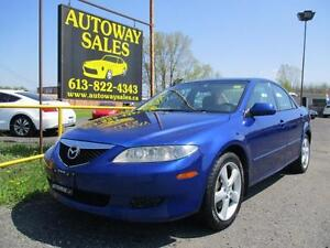 ***AS-IS**** 2005 Mazda 6 Manual FWD