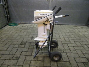 9.9 johnson outboard for trade or sale