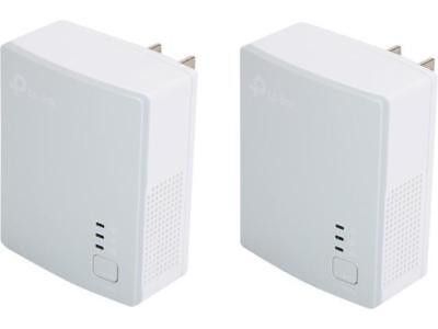 TP-Link TL-PA4010KIT_RE AV500 Powerline Starter Kit Up to 500Mbps