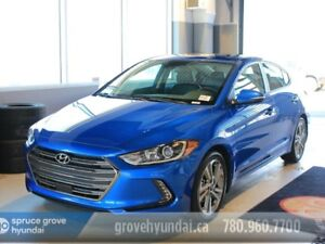 2018 Hyundai Elantra 2.0L GLS AUTO Sedan-Leather-Heated Seats-Su