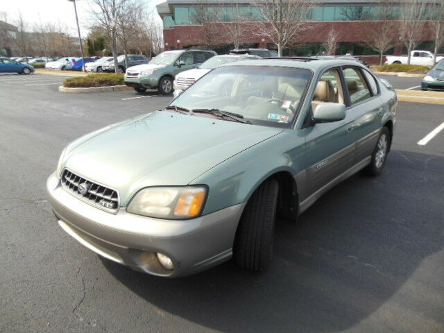 Image 1 of Subaru: Outback 4dr…