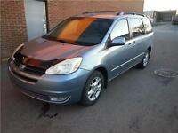 Toyota Sienna LE 2004 4WD 140000KM