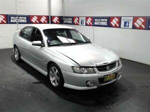 2004 Holden Calais VZ Silver 5 Speed Auto Active Select Sedan Cardiff Lake Macquarie Area Preview