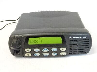 Motorola Cdm1550ls Mobile Radio 403-470mhz Aam25rkf9dp5an