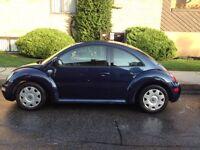 2000 Volkswagen New Beetle Coupé (2 portes)