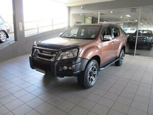 2015 Isuzu MU-X UC MY15 LS-T (4x4) Outback Bronze 5 Speed Automatic Wagon Thornleigh Hornsby Area Preview