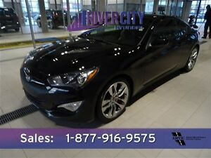 2013 Hyundai Genesis Coupe 2.0T R-SPEC Leather,  Bluetooth,  A/C