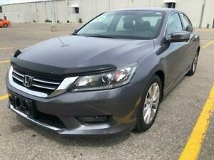 2015 Honda Accord Sedan EX-L/NO ACCIDENTS/LEATHER/SUNRF/LDW/CDW