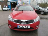 Kia Ceed Cee'd CRDI 2 SW ECODYNAMICS 5d 89 BHP excellent value, £20 a year