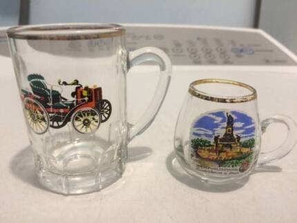 collectable glasses Paralowie Salisbury Area Preview