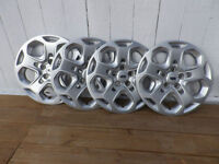 """HUBCAPS - Four FORD 17"""" Hubcaps for sale"""