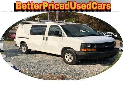 2005 Chevrolet Express 2500 3dr Van 2005 Chevrolet Express Cargo Van 2500 Nice Work Van