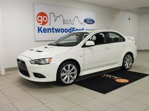 2014 Mitsubishi Lancer Ralliart, AWC, Sunroof, Heated Seats.