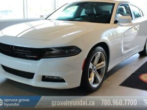 2017 Dodge Charger SXT PLUS-LEATHER NAV COOLED SEATS SUNROOF ROO