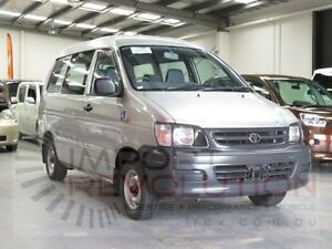 2001 Toyota Townace Silver Automatic Van Bayswater Knox Area Preview