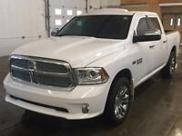 2014 Ram 1500 Limited Longhorn ~ Air Ride ~ Low Price & Payments Regina Regina Area Preview