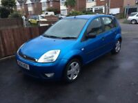 Ford Fiesta Flame 2004