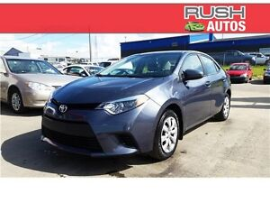 2014 Toyota Corolla LE **Manual**