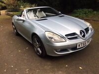 2005 Mercedes SLK 200 Kompressor Automatic convertible excellent up to date service history