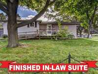 Great 3+2 Bdrm Detached Home Has Finished In-Law Suite *AJAX*