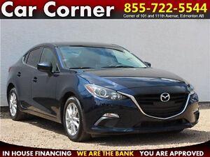 2014 Mazda Mazda3 GS $118 B/W SKY ACTIVE!  BACKUP/WARRANTY&MORE!