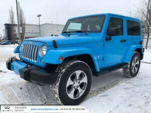 2017 Jeep Wrangler SAHA/Heated Seats/Cruise Control