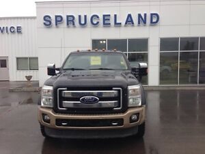 2011 Ford F-450 King Ranch