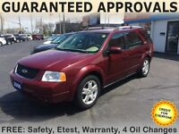 2006 Ford Freestyle Limited Windsor Region Ontario Preview