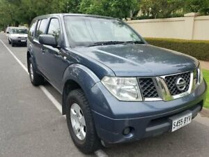 2006 Nissan Pathfinder R51 ST (4x4) Grey 6 Speed Manual Wagon Prospect Prospect Area Preview
