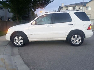 Mercedes Benz ML350 SUV 2005 WINTER READY