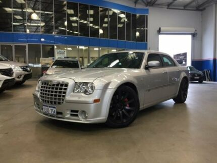 2009 Chrysler 300C LE MY08 SRT8 Silver 5 Speed Automatic Sedan Beckenham Gosnells Area Preview