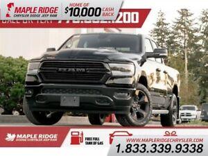 2019 RAM All-New 1500 Sport