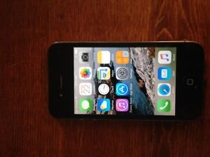 IPHONE 4S - with koodo, excellent condition
