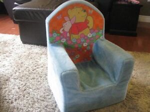 Winnie the Pooh Foam Chair Cambridge Kitchener Area image 1