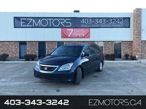 2010 Honda Odyssey SE/DVD/8 SEATS/ACCIDENT FREE
