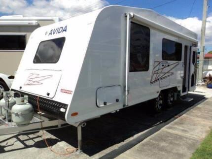 Avida Sapphire CV6614  21' Caravan Reduced for quick sale Moonah Glenorchy Area Preview