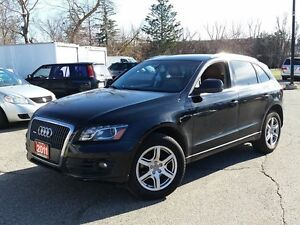 2011 Audi Q5 NON ACCIDENT CERTIFED !!