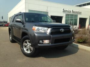 2013 Toyota 4Runner SR5 V6 Heated Leather Seats, Cruise Control,