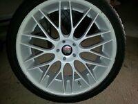 R22 size wheels from lexus rx LEXUS WHEELS TIERS