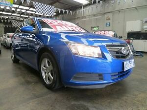 2010 Holden Cruze JG CD 6 Speed Automatic Sedan Mordialloc Kingston Area Preview