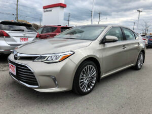 2018 Toyota Avalon LIMITED-ONE OWNER BOUGHT AND SERVCIED HERE!
