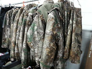 Camo Hunting coats hats mitts belts London Ontario image 1