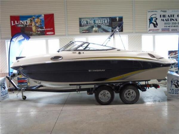 Used 2015 Stingray Boat Co Other