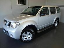 2008 Nissan Pathfinder R51 08 Upgrade ST (4x4) Silver 6 Speed Manual Wagon Underwood Logan Area Preview